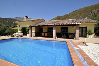 Luxuriöse Villa in Alcaucín mit privatem...