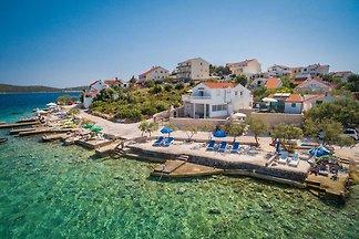 Schöne Ferienhaus an der Küste in Sevid