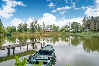 Premium Cottage in Florennes direkt an einem ...