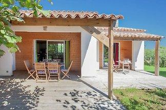 Wunderschöne Villa in Poggio-Mezzana, 150 m v...
