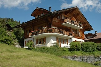 Luxurious Chalet in Habkern  with Private...