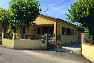 Modern Villa in Massa with Private Garden