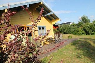 Idyllisches Ferienhaus mit Sauna in Kröpelin...