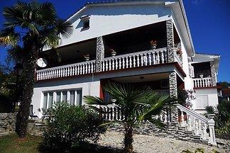 Gemütliches Apartment in Matulji mit Meer in ...