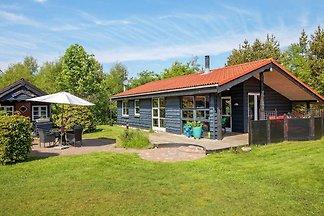 Hübsches Ferienhaus in Fjerritslev Dänemark m...