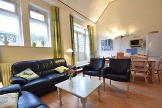 Modernes Ferienhaus in Bergen aan Zee in...