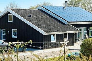 Modernes Ferienhaus in Nordborg mit...