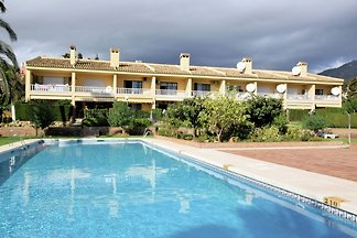 Modernes Ferienhaus in Benalmádena mit Pool