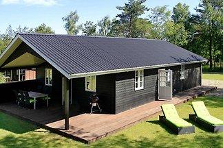 Modernes Ferienhaus in Læsø mit Sauna