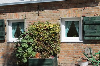 Luxuriöses Apartment mit Garten in Damgarten