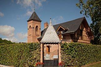 Klassisches Ferienhaus in Sentelie bei Amiens