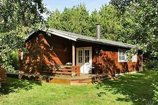 Gemütliches Ferienhaus in Hurup mit Terrasse