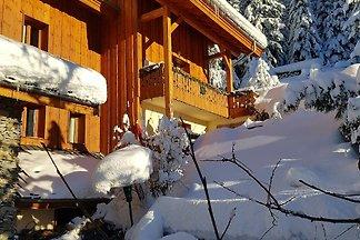 Atemberaubendes Ferienhaus mit Terrasse in...