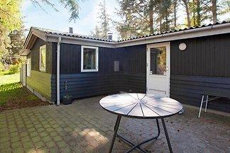 Komfortables Ferienhaus in Rødby mit Terrasse