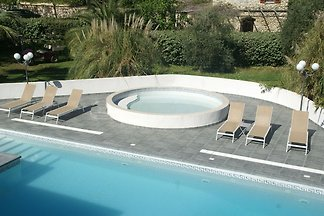 Comfy Apartment in Cervione with Swimming...