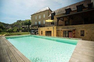 Majestätische Villa in Daglan mit privatem...