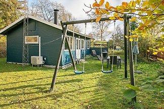 Vintage-Ferienhaus in Jütland in Meeresnähe