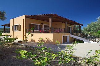 Moderne Villa in Sfakaki, Griechenland mit...