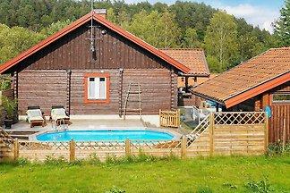 4 Sterne Ferienhaus in FLODA