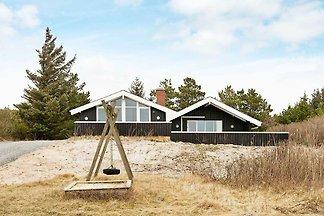 Authentisches Ferienhaus in Blåvand mit Sauna