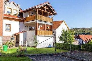 Modernes Appartement in Densberg mit nahegele...