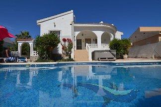 Moderne Villa in Rojales mit Whirlpool und pr...