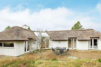 Rustikales Ferienhaus mit Sauna in Fjerritsle...