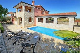 Schönes Ferienhaus in Rogovici mit...