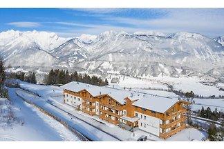 Schöne Wohnung in Schladming mit Balkon
