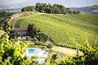 Ansprechende Wohnung in Ascoli Piceno mit eig...