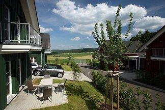 Luxuriöses Ferienhaus mit Geschirrspüler in d...
