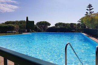 Noble Wohnung in Nizza mit Terrasse und...