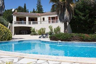 Luxuriöse Villa in Beaufort mit privatem...