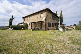 Authentiek appartement in Montespertoli met...