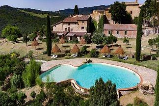 Attractive Farmhouse in Monticiano with...