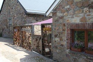 Wunderschönes Ferienhaus in Ovifat mit Sauna