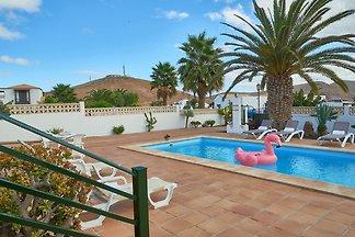 Schöne house in La Oliva, Fuerteventura mit...