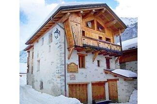 Holz-Chalet in Champagny-en-Vanoise nahe...