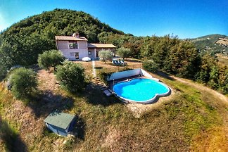 Attraktive Ferienwohnung in Assisi mit...