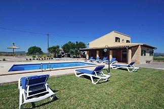 Gemütliches Ferienhaus mit privatem Pool 3 km...