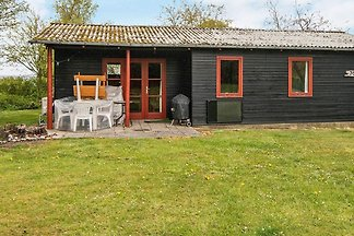 Ruhiges Ferienhaus in Nordborg mit Terrasse
