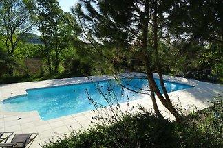 Gemütliches Ferienhaus in Pont-de-Barret mit...