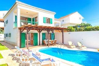Charmante Villa auf der kroatischen Insel Hva...