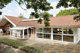 Wunderschönes Ferienhaus in Jütland mit Grill