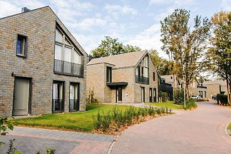 Luxusvilla mit Kamin, 4 km von der Stadt Maas...