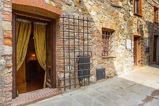 Casa vacanze rustica con balcone a Canneto