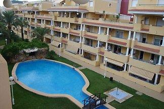 Fantastic Apartment in Denia with Roof Terrac...