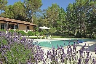 Wunderschöne Villa in Saint-Siffret, privater...