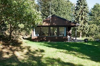 Wunderschönes Ferienhaus in Silkeborg am See