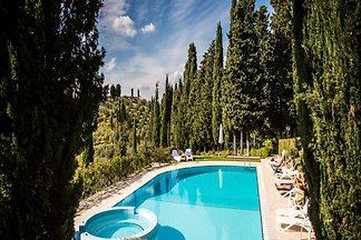Rustic Apartment in San Miniato with Swimming...